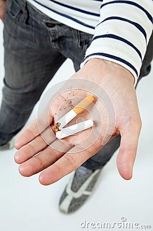 Quit the habit!