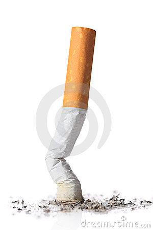 Free Quit Smoking Royalty Free Stock Photography - 4888367