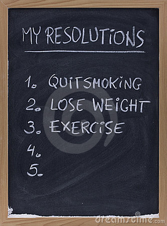 Free Quit Smoking, Exercise, Loose Weight Stock Photo - 9725300