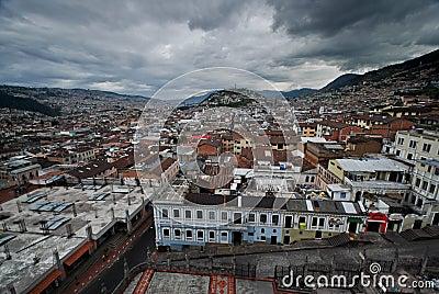 Quito ,Ecuador Editorial Photo