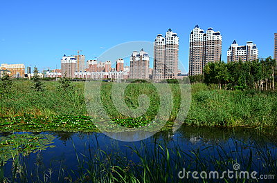 Qunli National Urban Wetland Park