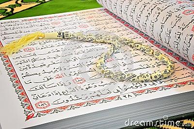 Quran And Rosary