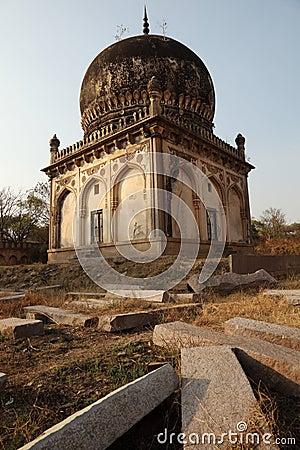 Qutb Shahi Tombs, Hyderabad
