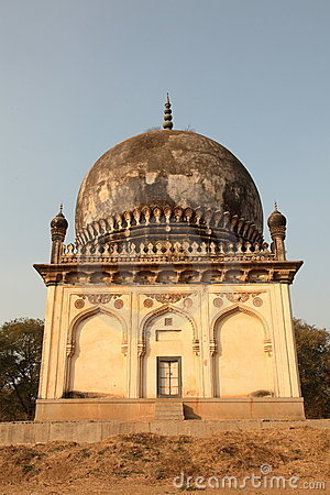 Qutb Shahi Tombs, Hyderabad