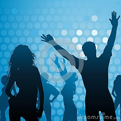 Réception de danse