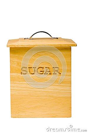 Récipient de sucre