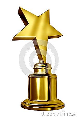 Récompense d étoile