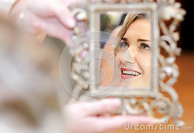 Réflexion de miroir