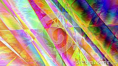 Różnorodni tło kolory tworzący na komputerze ilustracja wektor