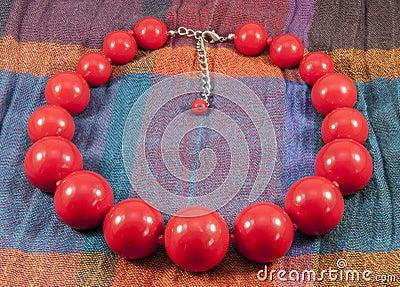 Röda pärlor
