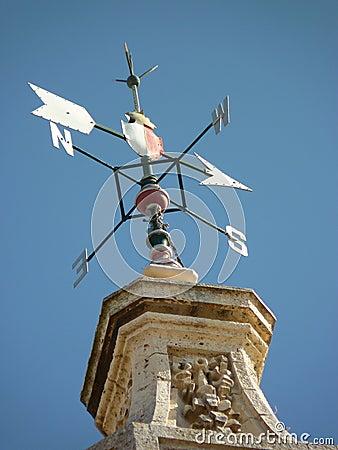 Free Rabat Church Wind Vane Stock Photos - 21784053