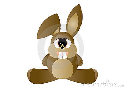 Rabbit Cartoon Royalty Free Stock Images Image 4323539