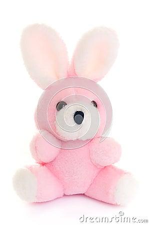 Free Rabbit Toy Royalty Free Stock Photos - 11977888
