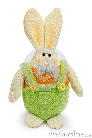 Free Rabbit (toy) Royalty Free Stock Photo - 2192265