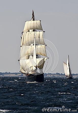 Race around Funen Editorial Photo