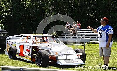 race car Editorial Image