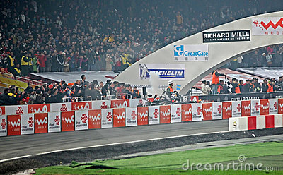 Race of Champions 2009 - Final Editorial Photography