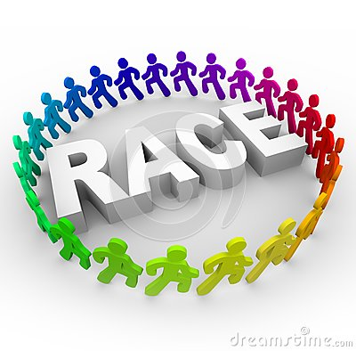 Race - Runners Around World
