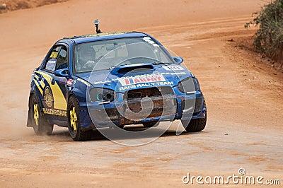 Race winner Editorial Photo