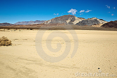 Racetrack Playa, Death Valley Natio