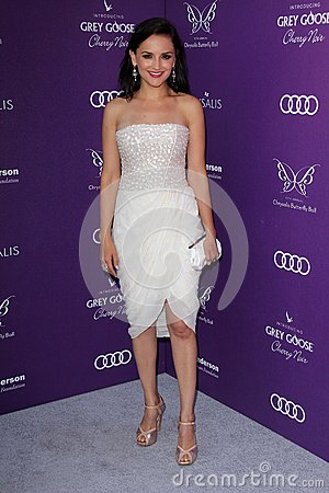 Rachael Leigh Cook at the 2012 Chrysalis Butterfly Ball, Private Location, Los Angeles, CA 06-09-12 Editorial Photography