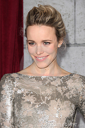 Rachel Mcadams Editorial Stock Image