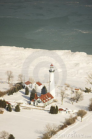 Racine light house