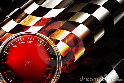 Racing Background Horizontal