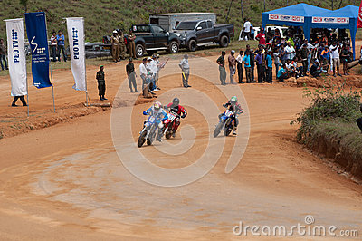 Racing bike Editorial Stock Photo