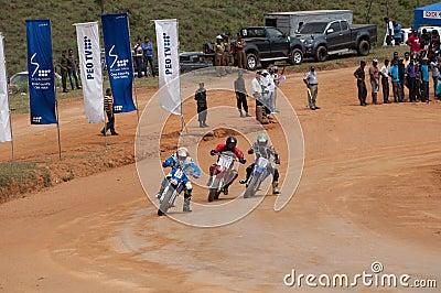 Racing bike Editorial Image