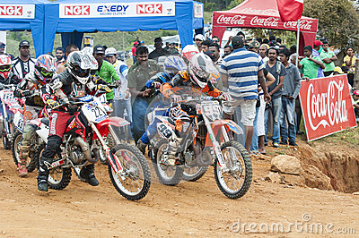 Racing bikes Editorial Photography
