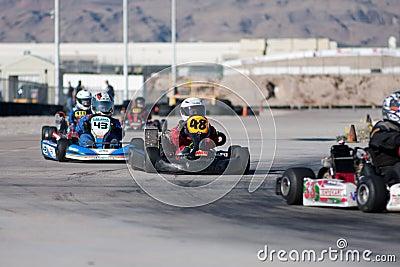 Merchandise Auto Racing Motorsports Sports on Royalty Free Stock Image  Racing Go Kart  Image  23329746
