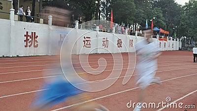 Racing Editorial Image