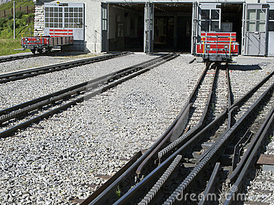 Rack rails