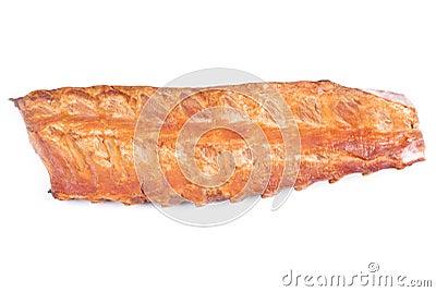 Rack of Smoked Pork Rib