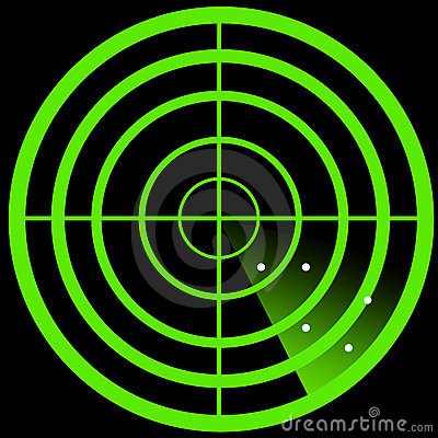 Free Radar Royalty Free Stock Images - 15962779