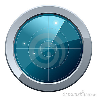 Radar Screen Icon