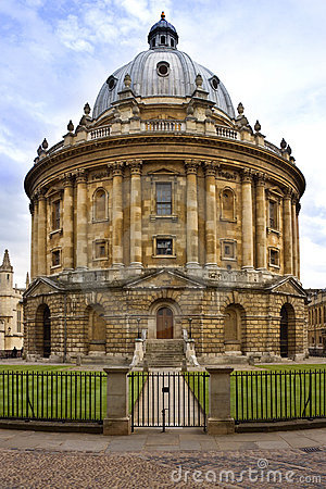 Radcliffe Camera - Oxford - England