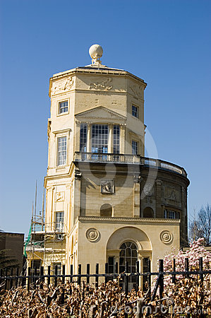 Radcliffe Observatory, Green College, Oxford