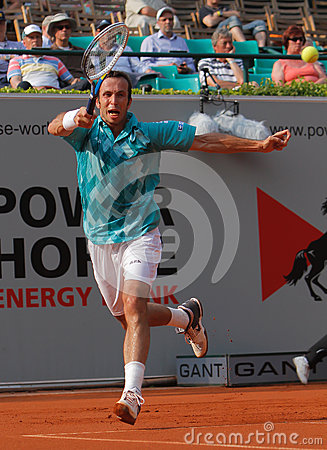 Radek Stepanek, Tennis  2012 Editorial Image