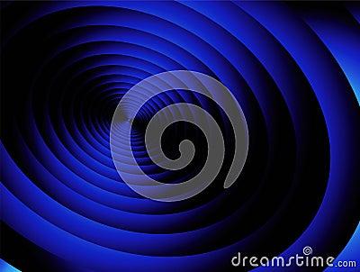 Radial Blue