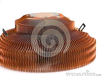 Radial CPU Sink