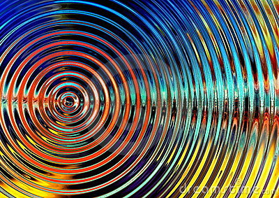 Radial wave