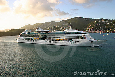 The Radiance of the Seas Editorial Image