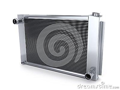 radiateur de voiture illustration stock image 57309109. Black Bedroom Furniture Sets. Home Design Ideas