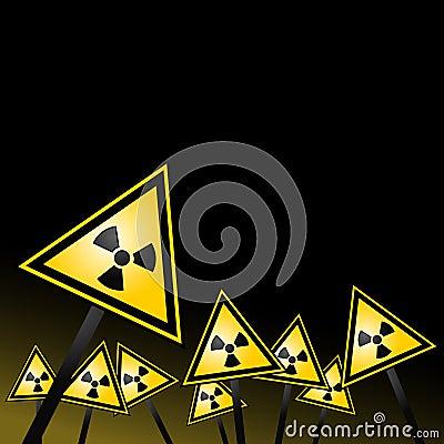 Radiation background