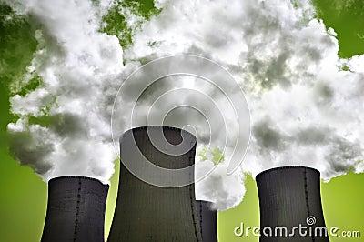 Radiation - nuclear energy, danger