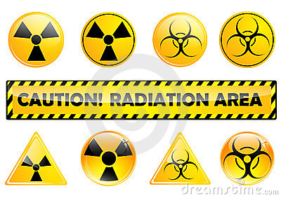 Radiation set