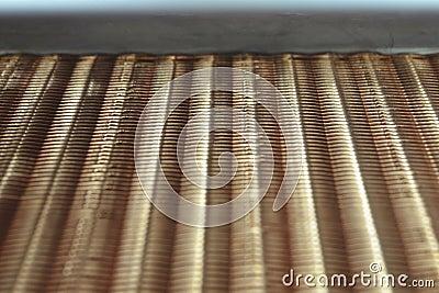 Radiator fragment