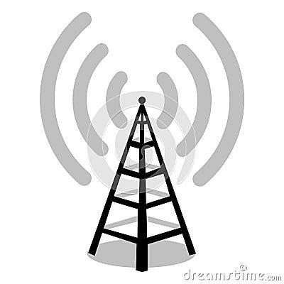 Free Radio Antenna Stock Image - 4385751